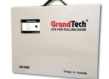 lưu điện cửa cuốn grandtech